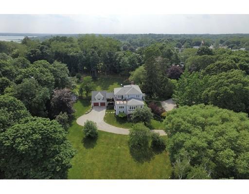 واحد منزل الأسرة للـ Sale في 1 Harden Hill Road 1 Harden Hill Road Duxbury, Massachusetts 02332 United States