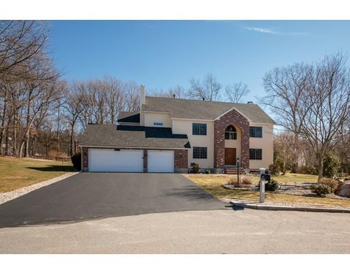 Частный односемейный дом для того Продажа на 11 YANKEE LANE Ashland, Массачусетс 01721 Соединенные Штаты