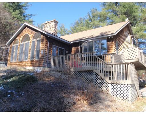 Частный односемейный дом для того Продажа на 62 Coal Kiln Road Princeton, Массачусетс 01541 Соединенные Штаты