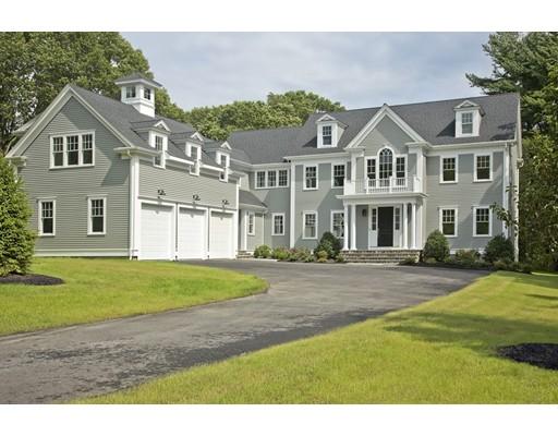 Частный односемейный дом для того Продажа на 186 Newbridge Hingham, Массачусетс 02043 Соединенные Штаты