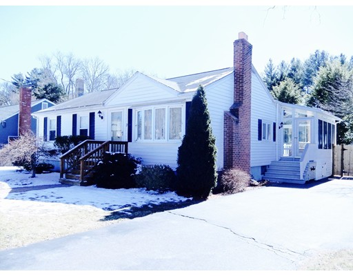 Single Family Home for Sale at 21 Linwood Ter Rockland, Massachusetts 02370 United States