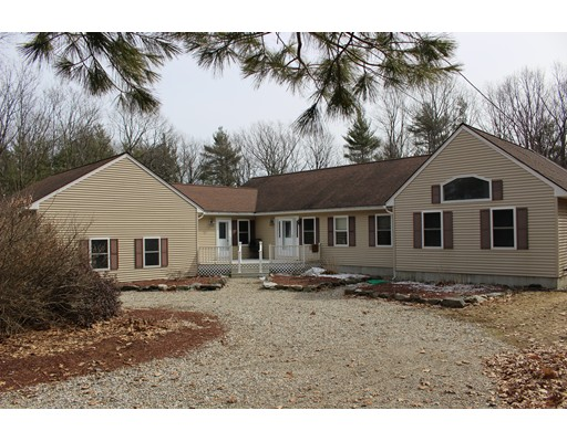 Single Family Home for Sale at 335 Cobb Hill Road Athol, Massachusetts 01331 United States