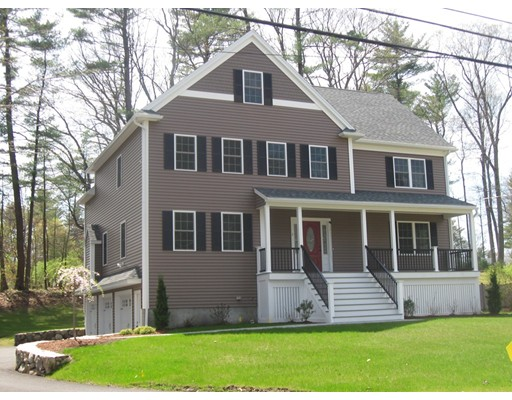 Single Family Home for Sale at 6 Prouty Road Burlington, Massachusetts 01803 United States