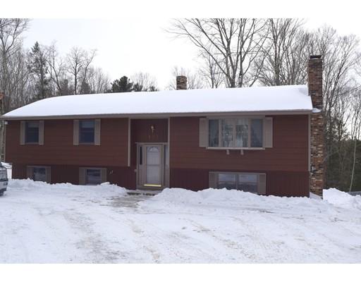 Maison unifamiliale pour l Vente à 127 Pond Brook Road Huntington, Massachusetts 01050 États-Unis