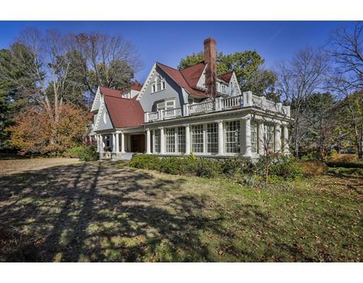 独户住宅 为 销售 在 51 Berkeley Street Nashua, 新罕布什尔州 03064 美国