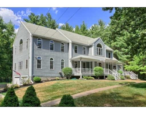 Single Family Home for Sale at 65 Debra Drive Tewksbury, Massachusetts 01876 United States