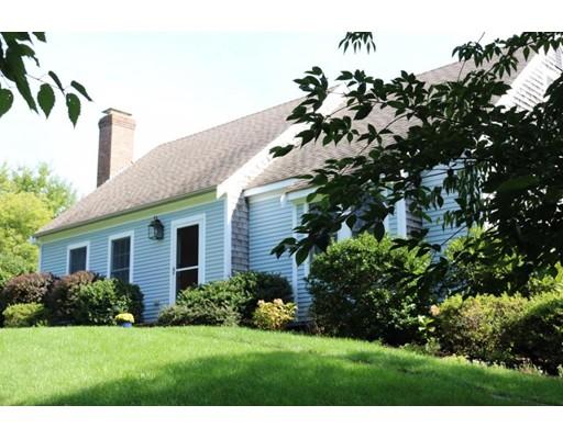 独户住宅 为 销售 在 150 Widgeon Drive 伊斯顿, 02642 美国
