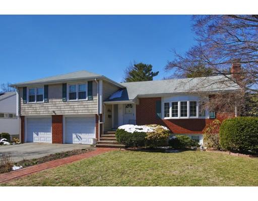Single Family Home for Sale at 45 Sandrick Road Belmont, Massachusetts 02478 United States