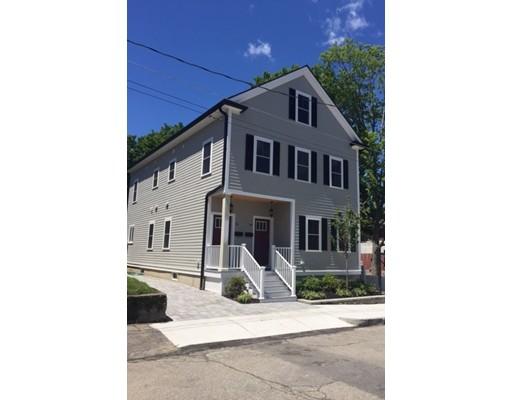 Condominium for Sale at 28 Dante Avenue Belmont, Massachusetts 02478 United States