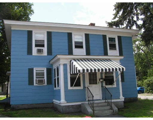 Single Family Home for Rent at 17 E. Main Ayer, Massachusetts 01432 United States