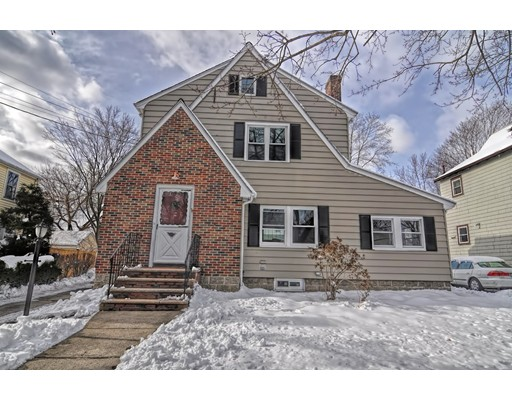 Single Family Home for Sale at 12 Stearns Road Belmont, Massachusetts 02478 United States