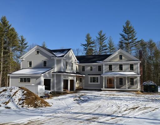Maison unifamiliale pour l Vente à 148 Greystone Lane Carlisle, Massachusetts 01741 États-Unis
