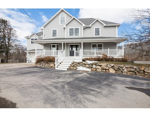 Single Family Home for Sale at 556 Pond Street South Kingstown, Rhode Island 02879 United States