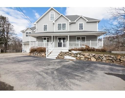 独户住宅 为 销售 在 556 Pond Street 南金斯顿, 罗得岛 02879 美国