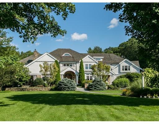 独户住宅 为 销售 在 16 Stratford Way 16 Stratford Way 林肯, 马萨诸塞州 01773 美国