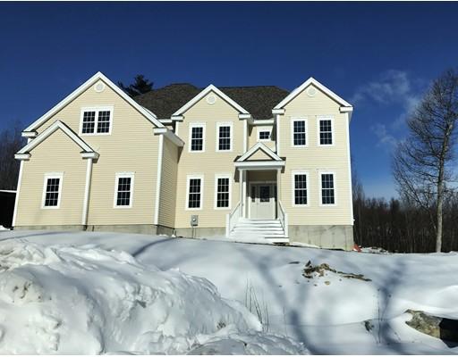Single Family Home for Sale at 13 Exeter Road Hudson, Massachusetts 01749 United States