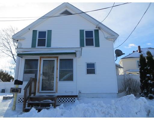 独户住宅 为 出租 在 7 Henry Avenue Lowell, 01850 美国
