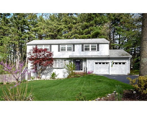 Single Family Home for Sale at 26 Hearthstone Circle Natick, Massachusetts 01760 United States