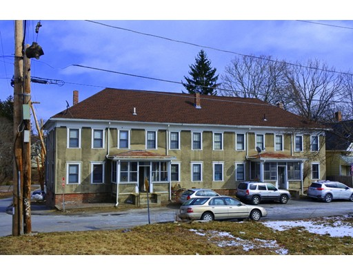 Multi-Family Home for Sale at 61 Clark Street Clinton, 01510 United States