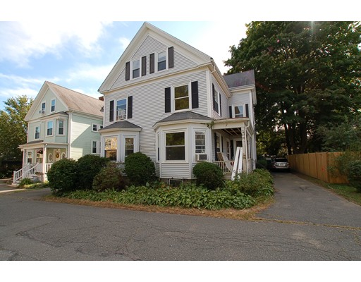 Single Family Home for Rent at 35 Thorndike Street Beverly, Massachusetts 01915 United States