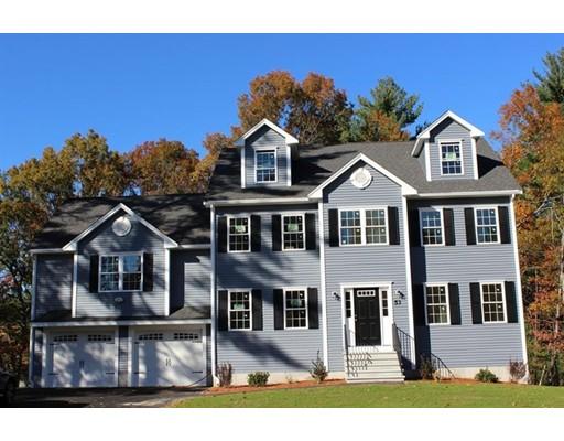 Частный односемейный дом для того Продажа на 10 Hemlock Lane Lot 32 Billerica, Массачусетс 01821 Соединенные Штаты