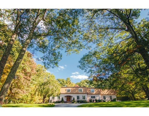 Single Family Home for Sale at 30 Grand Hill 30 Grand Hill Dover, Massachusetts 02030 United States