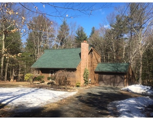 Single Family Home for Sale at 367 Montague Road Shutesbury, Massachusetts 01072 United States
