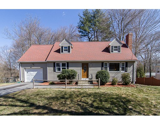 Single Family Home for Sale at 21 Eastview Road Hopkinton, Massachusetts 01748 United States
