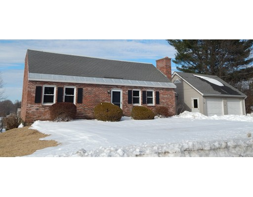 Casa Unifamiliar por un Venta en 345 Haydenville Road Whately, Massachusetts 01093 Estados Unidos