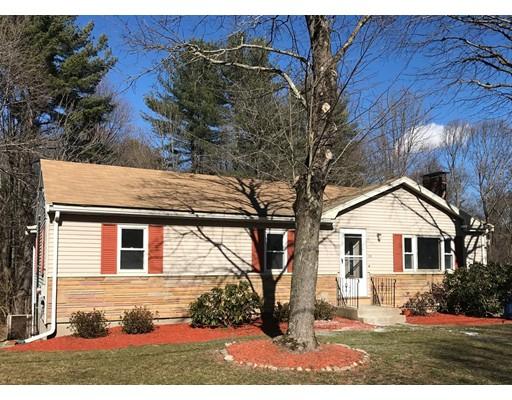 Casa Unifamiliar por un Alquiler en 10 Gannett Terrace Sharon, Massachusetts 02067 Estados Unidos