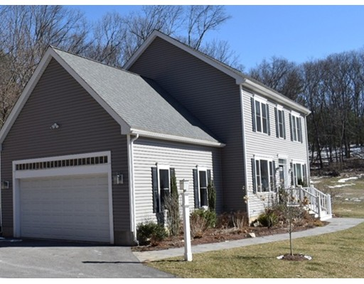 Single Family Home for Sale at 5 Wisteria Lane Chelmsford, Massachusetts 01824 United States