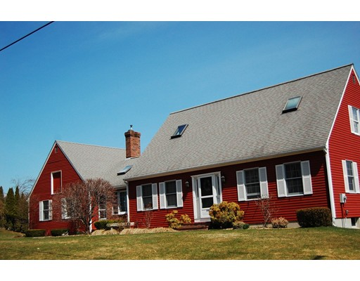 Single Family Home for Sale at 280 Coy Hill Road Warren, Massachusetts 01083 United States