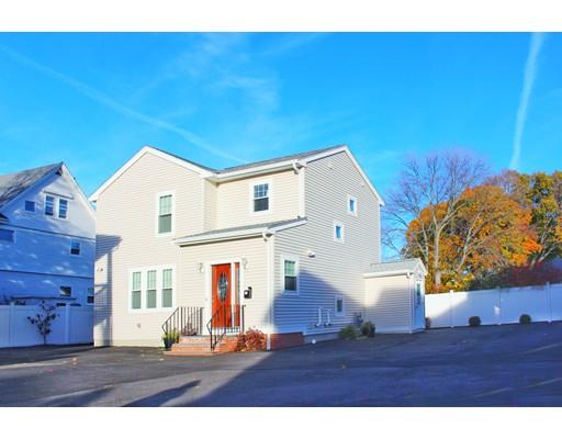 独户住宅 为 出租 在 12 Newhall Street 昆西, 02171 美国