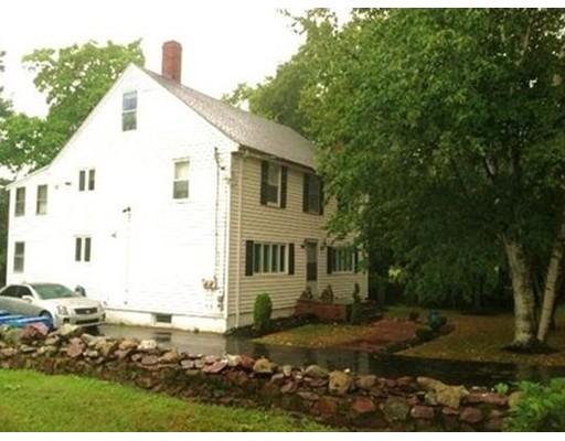 Частный односемейный дом для того Аренда на 955 Randolph Street Canton, Массачусетс 02021 Соединенные Штаты