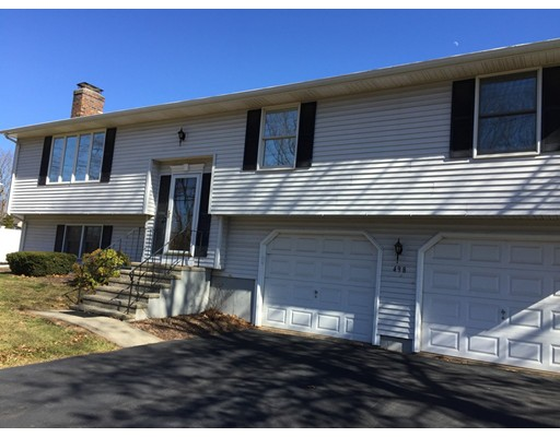 Maison unifamiliale pour l Vente à 498 Taylor Road Enfield, Connecticut 06082 États-Unis