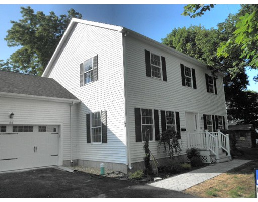 Condominium for Sale at 82 Cedar Street Norwood, Massachusetts 02062 United States