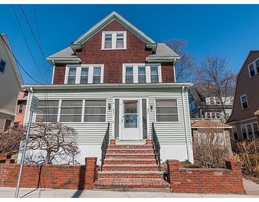 Частный односемейный дом для того Продажа на 8 Gellineau Street Malden, Массачусетс 02148 Соединенные Штаты