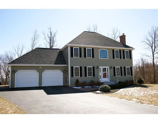 独户住宅 为 销售 在 29 Lexington Circle Leominster, 01453 美国