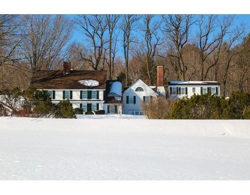 Частный односемейный дом для того Продажа на 828 Murray Road Ashfield, Массачусетс 01330 Соединенные Штаты
