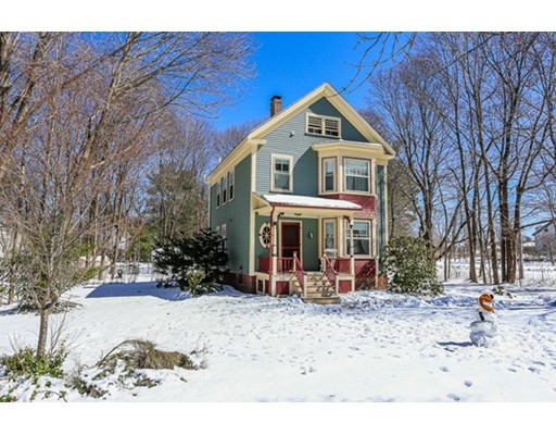 Single Family Home for Sale at 65 Central Rowley, Massachusetts 01969 United States