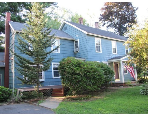 Single Family Home for Sale at 20 Sugarloaf Street Deerfield, Massachusetts 01373 United States