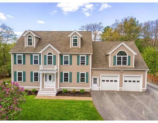 Casa Unifamiliar por un Venta en 51 Concord Road Westford, Massachusetts 01886 Estados Unidos