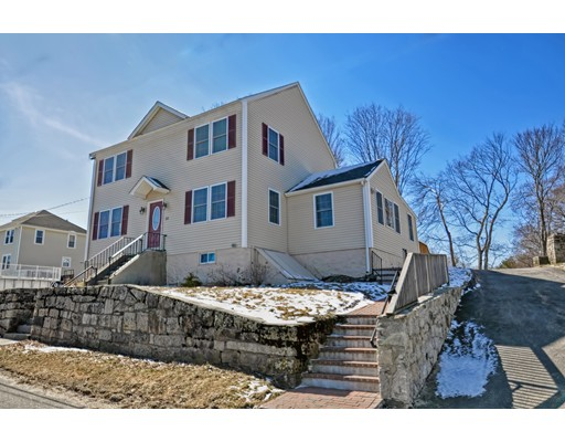 Single Family Home for Sale at 22 Vine Street Milford, 01757 United States