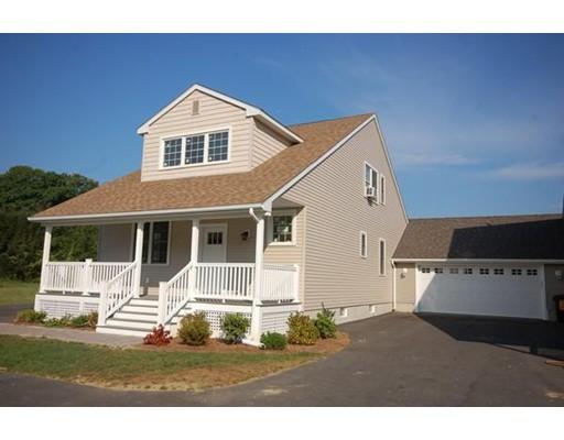 共管式独立产权公寓 为 销售 在 33 Elm Street Hatfield, 马萨诸塞州 01038 美国