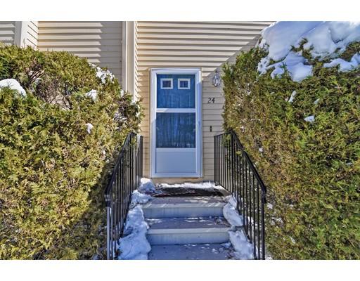 Condominium for Sale at 24 Pinecrest Vlg Hopkinton, Massachusetts 01748 United States
