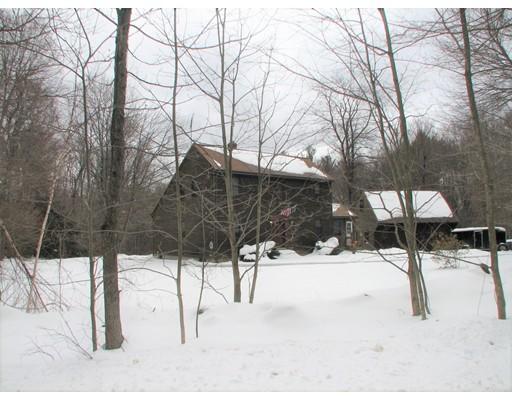 Single Family Home for Sale at 1025 Willis Road Phillipston, Massachusetts 01331 United States