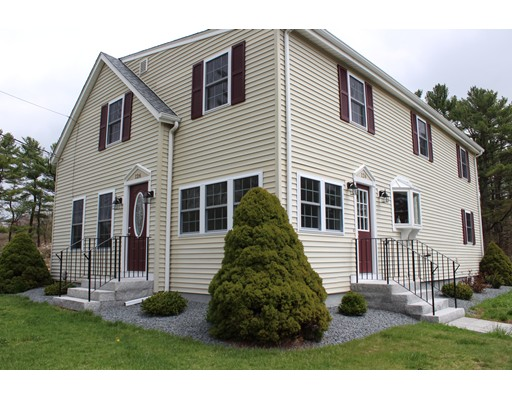 Single Family Home for Sale at 126 CHERRY STREET Middleboro, Massachusetts 02346 United States