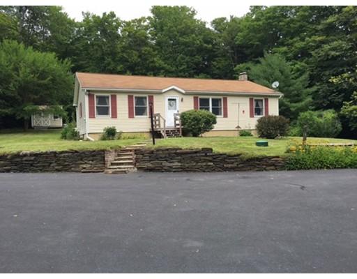 Casa Unifamiliar por un Venta en 42 Powell Road Cummington, Massachusetts 01026 Estados Unidos