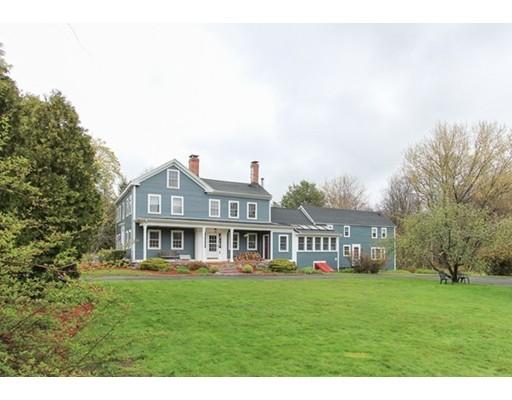 独户住宅 为 销售 在 203 LOCUST STREET 丹佛市, 马萨诸塞州 01923 美国