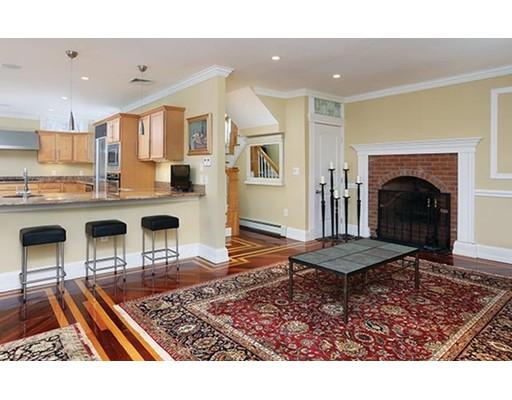 独户住宅 为 出租 在 38 Braeland Avenue 牛顿, 02459 美国